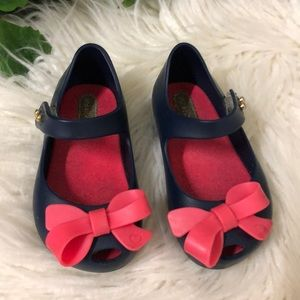 Minis Melissa girl shoes
